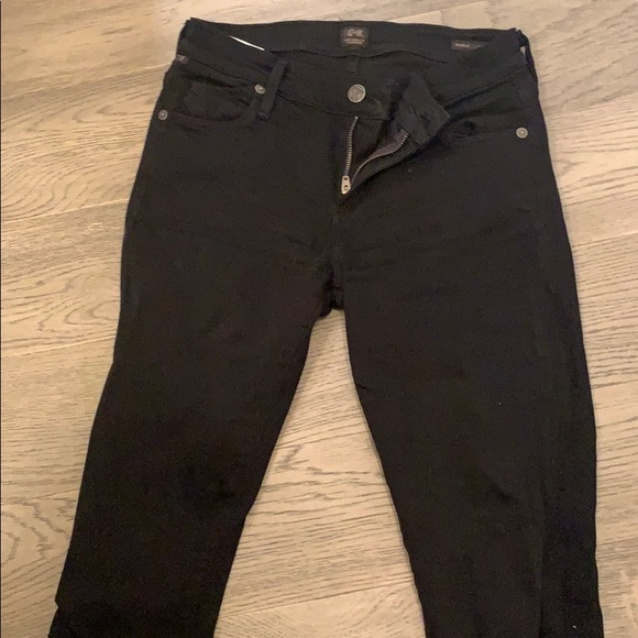 Citizen of humanity black jeans